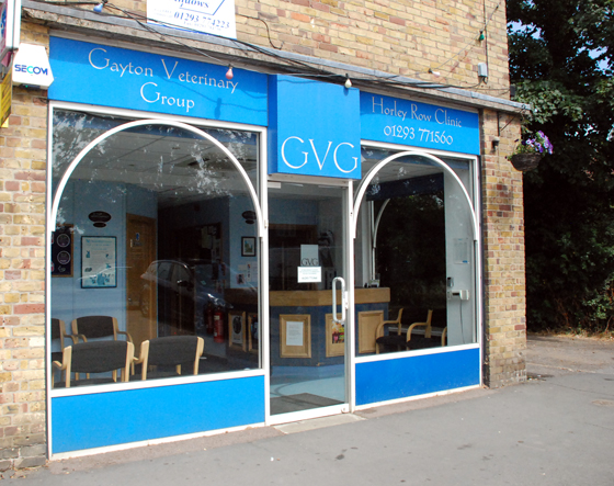 Gayton Veterinary Group Horley clinic