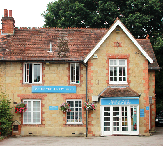 Gayton Veterinary Group Redhill clinic